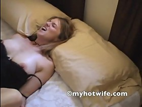 Wife Jackie Pimped to Black Cock!